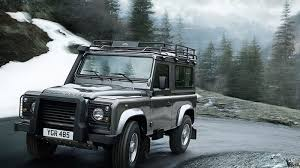 land rover concept land rover concept heralds defender update roadshow