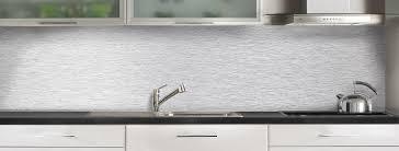 plaque aluminium pour cuisine crédence de cuisine alu inox c macredence com