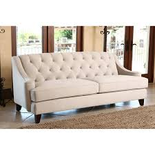 Velvet Tufted Loveseat Abbyson Emily Tufted Sofa Hayneedle