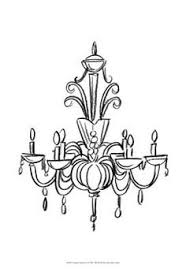 Easy Chandelier 100 Ideas How To Draw A Chandelier On Emergingartspdx Com
