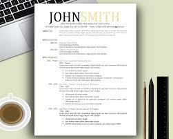 free resume templates 6 microsoft word doc professional job and