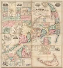 Nantucket Map Industrial Age Maps Common Destinations