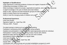 Daycare Resume Examples by Opm Background Investigator Resume Examples Reentrycorps