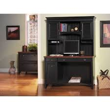 Cherry Computer Desk Hutch Stanford Computer Desk With Hutch Free Shipping Today