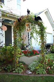 Yard Halloween Decorations Halloween Yard Decorations House Decorating Ideas