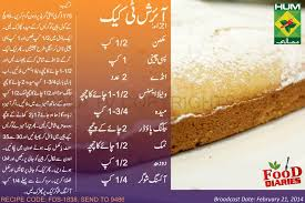irish tea cake recipe in urdu english zarnak sidhwa masala tv jpg
