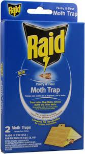raid pantry u0026 flour moth trap 2 pack