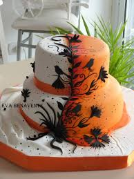 Mini Halloween Cakes by Beautiful Halloween Wedding Cakes Around My Family Table