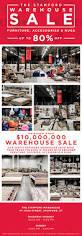 the stamford warehouse sale lillian august furnishings design