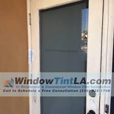 glass door for business glass door tint