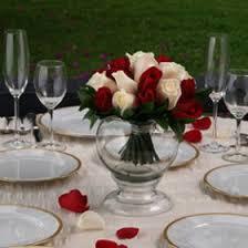 roses centerpieces centerpieces ivory roses centerpieces global