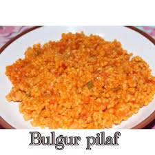 cuisiner le boulgour recette du bulgur blé pilaf avec tomate domatesli bulgur pilavi
