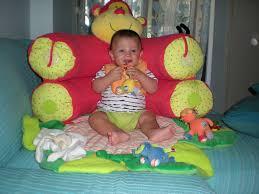 si e gonflable cotoons siége eveil gonflable bébés de janvier 2009 bébés de l ée