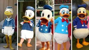 evolution donald duck disney theme parks distory episode 4
