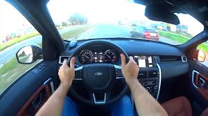 2015 land rover discovery interior 2015 land rover discovery sport pov test drive youtube