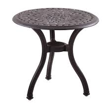 Side Patio Table Coral Coast 20 In Patio Side Table Hayneedle