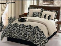 target black friday 7pc velvet bedding black u0026 white flower teen girls queen comforter set 7 piece bed