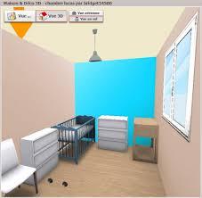 faire une chambre en 3d faire chambre bebe 3d visuel 4