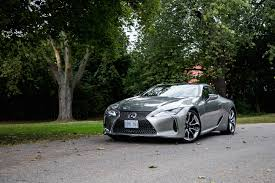 lexus lfa 2018 exhaust notes 2018 lexus lc 500h canadian auto review