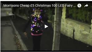 morrisons cheap 5 100 led lights review the