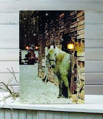 radiance flickering light canvas 47 best radiance lighted christmas canvas images on pinterest