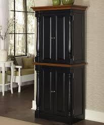 black kitchen pantry cupboard loving this black distressed oak monarch black oak