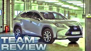 lexus nx 300h electric range the lexus nx 300h team review fifth gear youtube