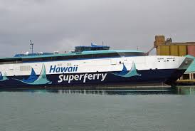 Hawaii travel and transport images Hawaii superferry may be revived as state run transport jpg