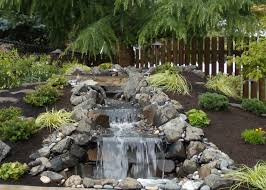 water features landscape water features ponds u0026 waterfalls tri cities