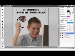 Memes Builder - memecenter meme builder tutorial basics youtube