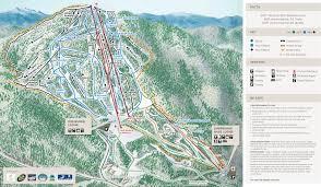 Mountain Map Burke Mountain Skimap Org