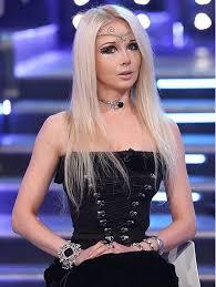 human barbie valeria lukyanova photos