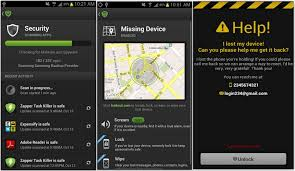 lookout android top 5 android apps to find lost phone