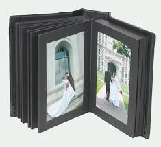 wedding photo albums 5x7 slip in albums