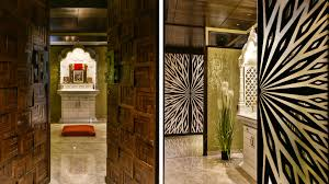 Door Design In Wood Luxurious Mumbai Residence Marries Modern Aesthetics With