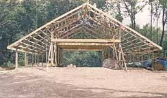 Barn Truss Another Set Of Pole Barn Questions