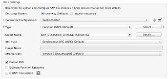 sap connector mulesoft documentation