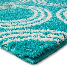 Area Rugs With Circles Shag Circles Rug Project 62 Target