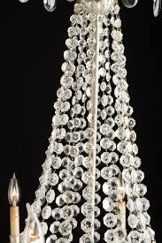versailles chandelier versailles silver leaf crystal chandelier