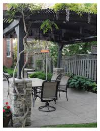 outdoor heaters for patio extend your summer with patio heaters stylish fireplaces