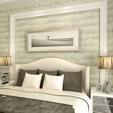 Home Wallpaper Decor by 10m Non Woven Feather Wallpaper Living Room Bedroom Background