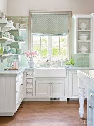 shabby chic kitchen design 12 shab chic kitchen ideas decor and