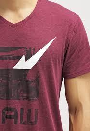 Verkaufen Kaufen G Star Deutschland Gmbh G Star Fojomo Long V T Ss T Shirt Print