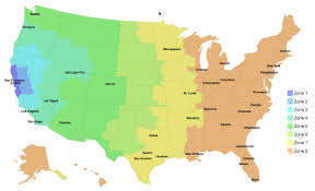Mail Map Shipping Policy Natural Pigments
