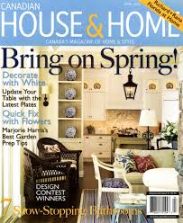 garden magazine canada home outdoor decoration