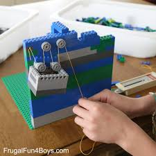Cool Ideas When Building A 50 Lego Building Projects For Kids