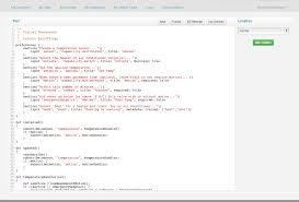 editor and simulator u2014 smartthings developer documentation