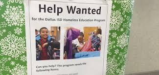 Seeking Dallas Dallas Isd Seeking Donations For District S Homeless Students