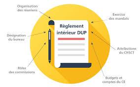 bureau d ordre et d emploi règlement intérieur de la dup mode d emploi myrhline com le