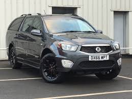 ssangyong used cars at ssangyong gb u2013 see the range